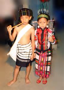 colourful traditional mizo costumes art amp culture nelive