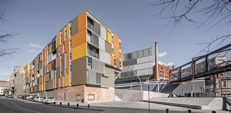 urban housing gallery of housing and urban development project in manresa pich aguilera architects 1
