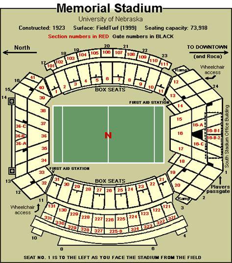 dkr seating chart dkr seating chart dkr memorial stadium tickets ut home