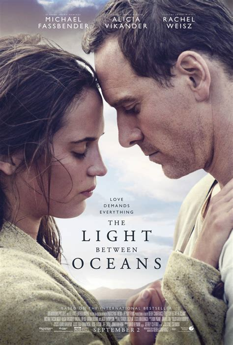 the light between oceans netflix the light between oceans 2016 poster 1 trailer addict