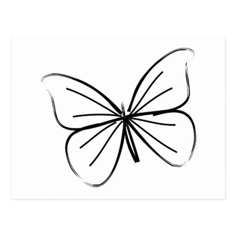 easy butterfly simple butterfly drawing pictures to pin on