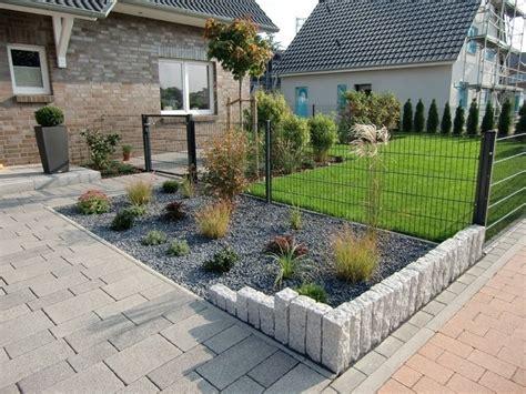 vorgarten gestalten vorgarten gestalten mit kies und gr 228 sern vorgarten
