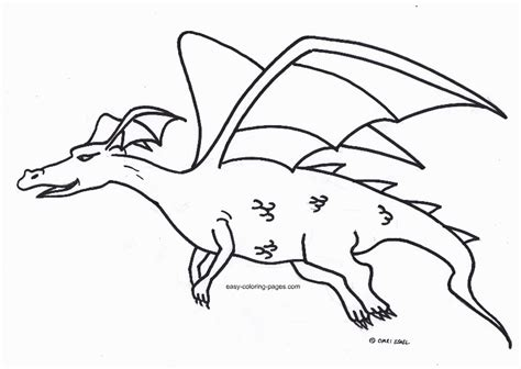 flying lizard coloring page flying dragon coloring pages cute coloring home
