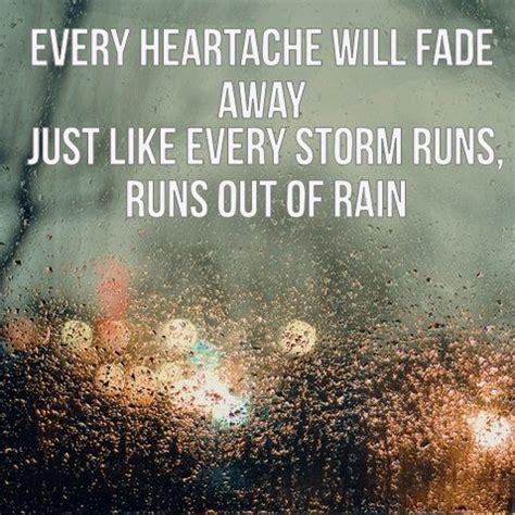 storm runs   rain  dark night turns