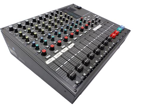 Mixer Sony Sony Mxp 290 Professional Mixer 8 Channel Audio Mixer Mxp290 Ebay