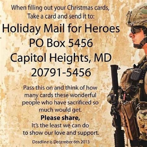 Where Can I Send Cards To Soldiers - here s how to send a card to a