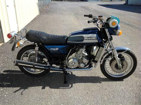 Suzuki Re5 1975 Suzuki Re5 R Side Classic Sport Bikes For Sale
