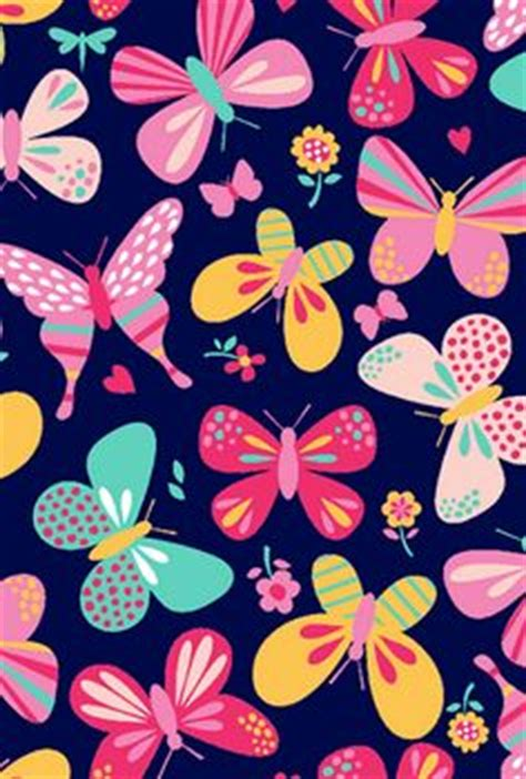 imagenes whatsapp borrosas colorful spring flowers butterflies iphone wallpaper