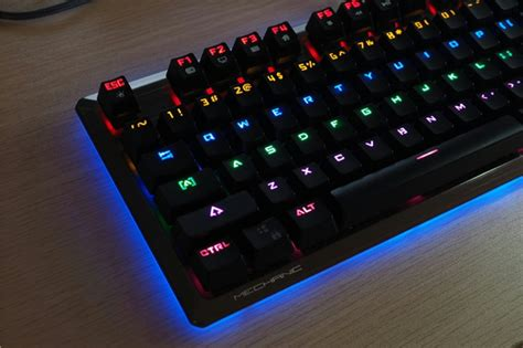 Keyboard Gaming E Blue Mazer K727 Mechanical Backlit jual e blue mazer k727 backlit keyboard gaming mechanical black mda computer