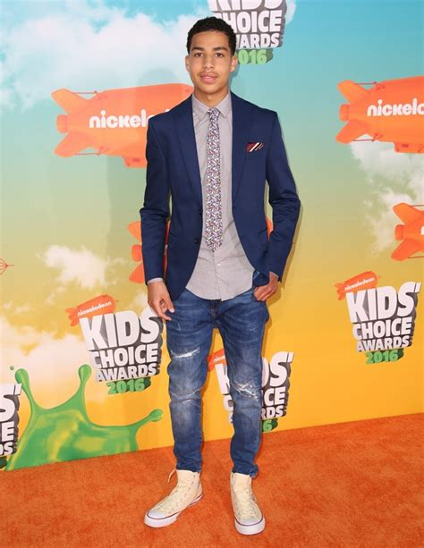 marcus scribner as a kid marcus scribner picture 16 nickelodeon s 2016 kids