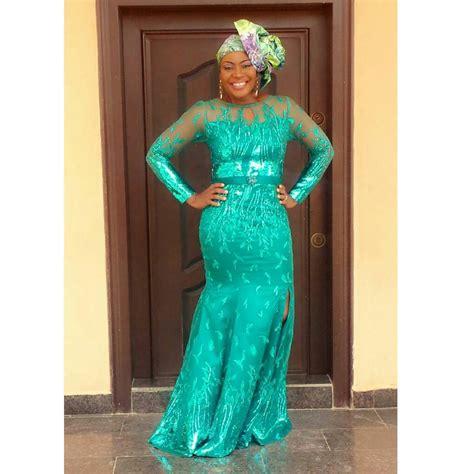 amazing aso ebi gown ankara explore latest aso ebi styles ankara long gown ankara