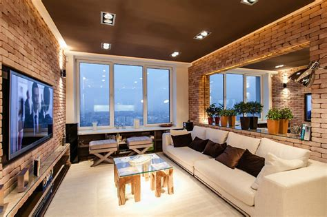 interior design new york stylish laconic and functional new york loft style