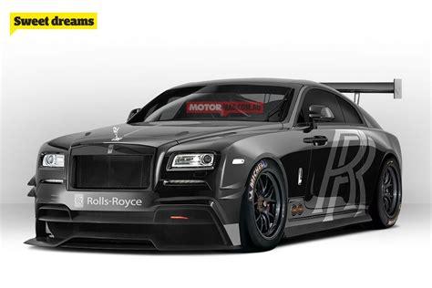 rolls royce racing rolls royce wraith gt3 motor