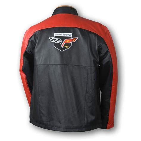 s burk s bay 174 c6 corvette jacket black 177258