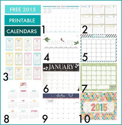 printable calendar 2015 nz free 2015 calendar printables honey we re home