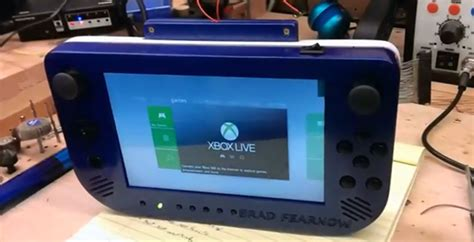 console portatile the homebrew xbox 360 and ps3 portable hackaday