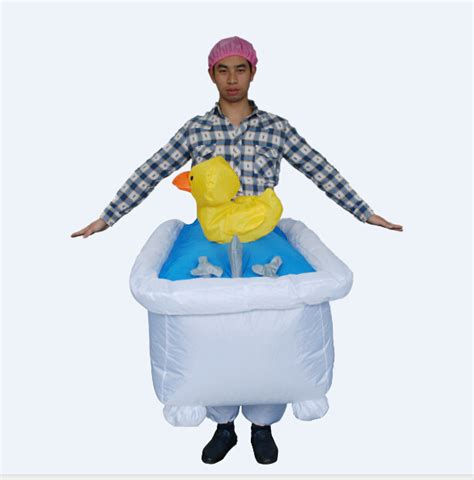 bathtub costume 2015 new inflatable costumes for adults inflatable bathtub