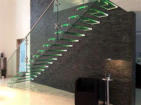 scale in vetro per interni scala in vetro modena mantova costi installazione scale