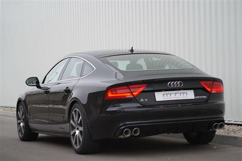 Audi A7 Upgrades by Mtm Drops Some Power Upgrades To Audi A7 Sportback Tdi