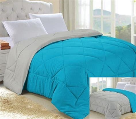 aqua and gray bedding aqua stone gray reversible college comforter twin xl