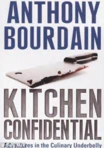 Anthony Bourdain Kitchen Confidential Oliver Finishes Reading A Book For The Time At