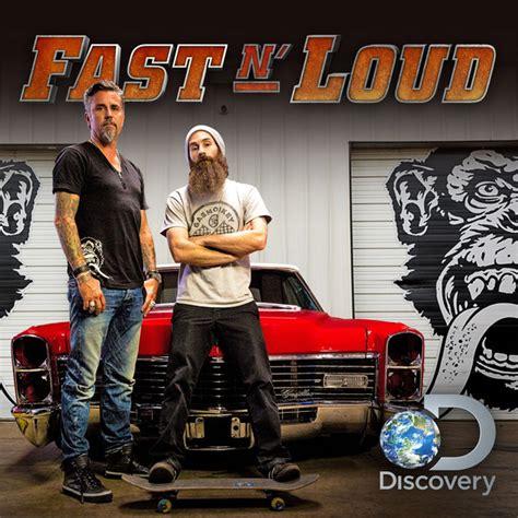 new episodes of fast n loud gas monkey garage