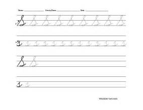 cursive letters tracing sheets search results calendar