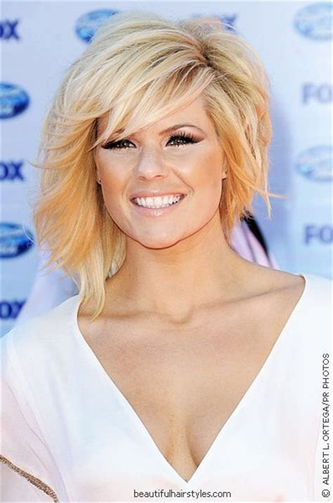 short hairstyles longer on the sides and shorter in the back 74 best images about hair on pinterest bobs medium wavy