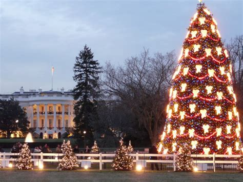 the 2017 national christmas tree lighting is november 30th