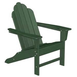 plastic island adirondack chair classic pweca15