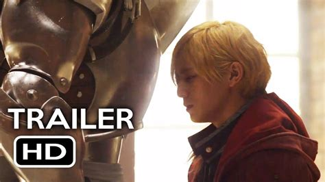fullmetal alchemist movie anime fullmetal alchemist live action official teaser trailer 1