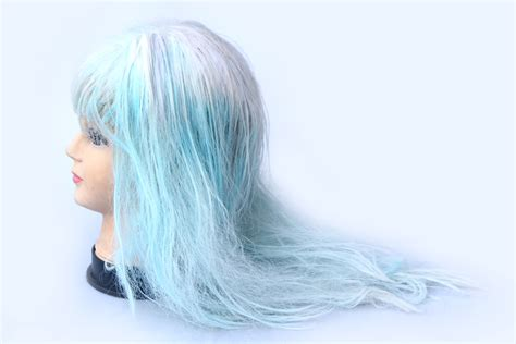 how to color synthetic hair how to dye a synthetic wig 15 steps with pictures wikihow