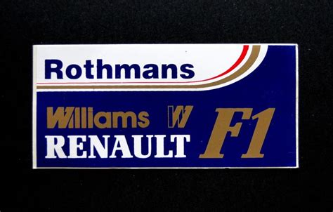 rothmans porsche logo 10 best images about sticker decal motorsports f1 indy on