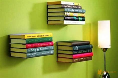 tutorial membuat rak buku dinding ide membuat rak buku inspirasi ide cara membuat rak buku