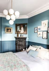 Two Different Colored Walls Bedroom - best 25 two toned walls ideas on pinterest two tone walls two tone paint and chair railing
