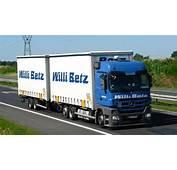 Lkw Foto  MB Actros L MP3 Von Willi Betz D Reutlingen