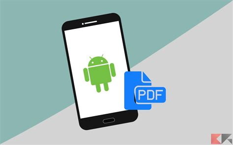 pdf android come creare pdf con android chimerarevo