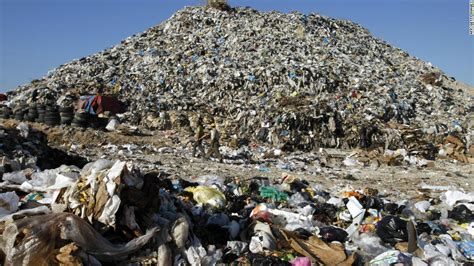 Where Can I Dump A by Trash City Inside America S Largest Landfill Site Cnn
