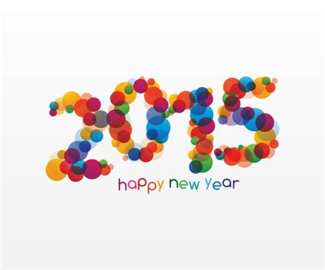 2015 happy new year vector happy new year graphics free for 2015