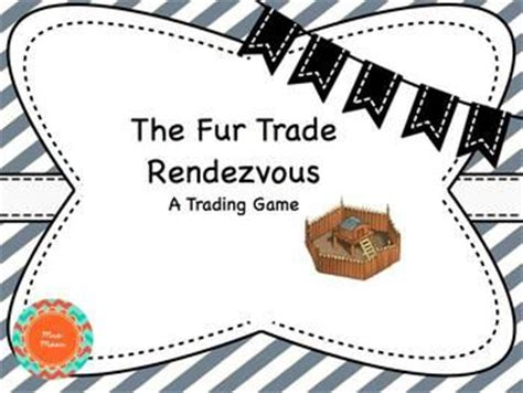 fur trade worksheets the fur trade the o jays fur trade and