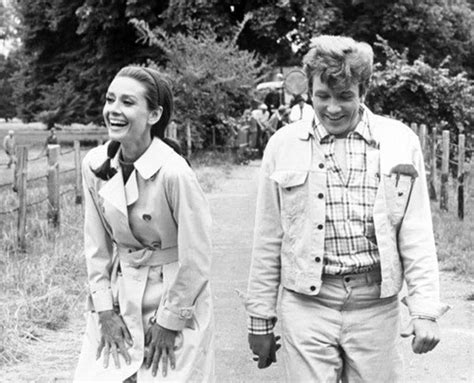 audrey hepburn and albert finney two for the road audrey hepburn wears paco rabanne