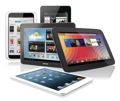 Tablet Pc best tablets of 2012 feature pc advisor