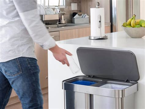 kitchen trash cans for small spaces the 10 best purchases i ve made to save space in my small