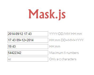 currency format in textbox javascript mask js jquery plugin to mask inputs jquery plugins
