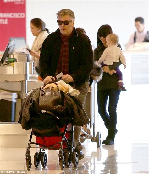 Alec Baldwin On The View This Friday by Hilaria Baldwin Bonds With Baby As Alec