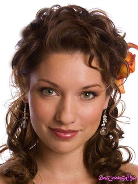 hairstyles for medium length hair down bridal hairstyles medium length hair down