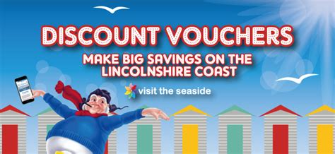 discount vouchers dorset attractions visit the seaside discount vouchers for skegness