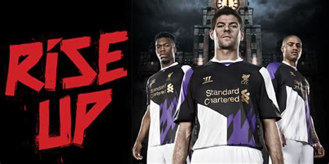 wallpaper liverpool hitam detail jersey liverpool ketiga 2013 2014 bola net