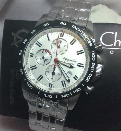Alexandre Christie Ac8427lp 100 Original Stainless Steel Wanita jam tangan original alexandre christie 6052 wh