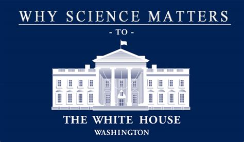 why is the white house important the science division of the white house is now completely empty